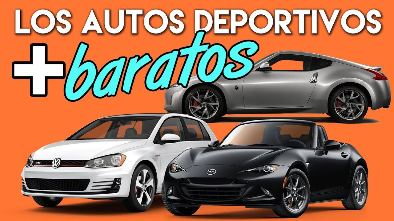 Los 7 Autos Deportivos Mas Baratos En Mexico Youtube