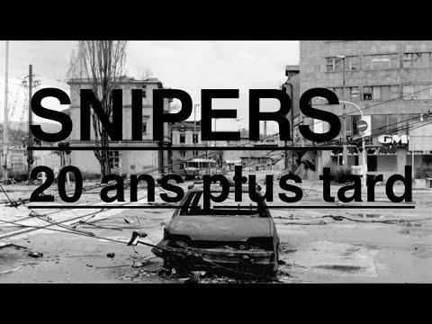Bosnie-Herzégovine:Sarajevo les combattants aprés la guerre Un 52' de Philippe Buffon