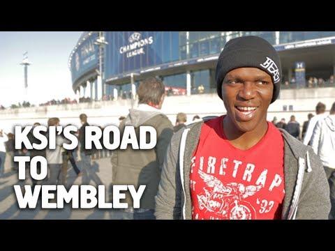 KSI's Road To Wembley | The Final - Borussia Dortmund v Bayern Munich