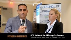 LendingWise at Pitbull Hard Money Lending Conference in Austin