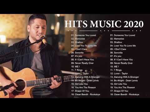 Top Hits 2020 - Top 40 Popular Songs - Best English  Playlist 2020