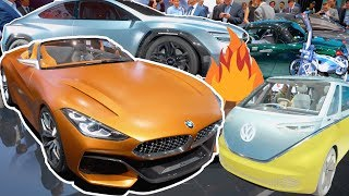 Roasting Cars at the Tokyo Motor Show (feat. BMW Z4 Concept) - Albon In Japan - EP03