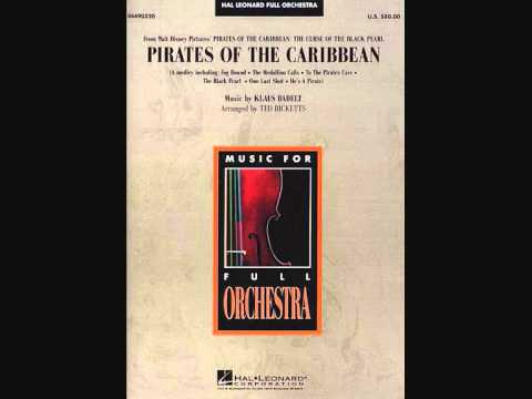 Pirates of the Caribbean - Klaus Badelt Arr. Ted Ricketts
