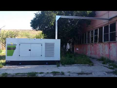 Diesel Generator Green Power 330kVA on pump 90kW thumbnail