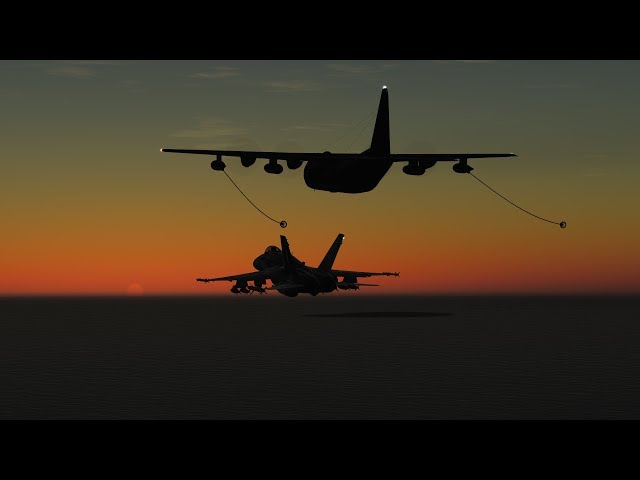 DCS World - Setting TACAN and Radio presets in Mission editor