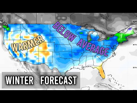 Rest Of Winter 2019 - 2020 Forecast