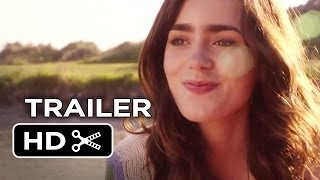 Love, Rosie Official Trailer #1 (2014) - Lilly Collins, Sam Claflin Movie HD thumbnail