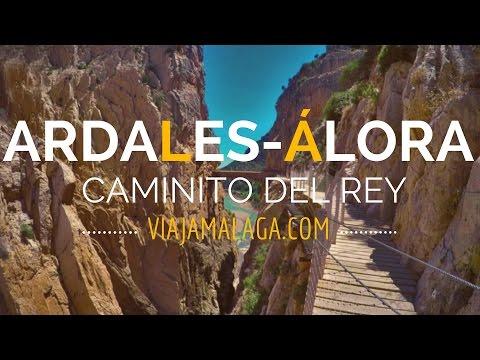 Caminito del Rey, Ardales, Álora y Antequera - Viaja Málaga