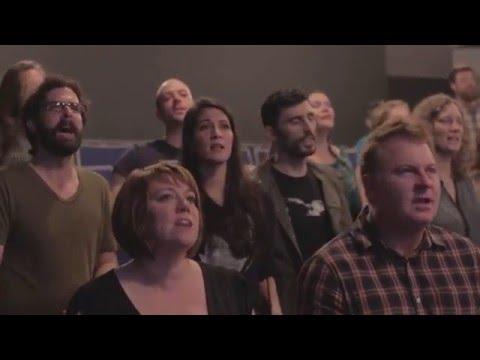 "Flash Chorus sings ""Human Behavior"" by Bjork  ft. Robert Sledge of Ben Folds Five"