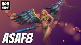 HoN Valkyrie Gameplay - asaf8 - Legendary I