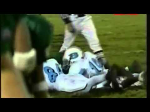 LeBron James St Vincent St Mary High School Football Highlights