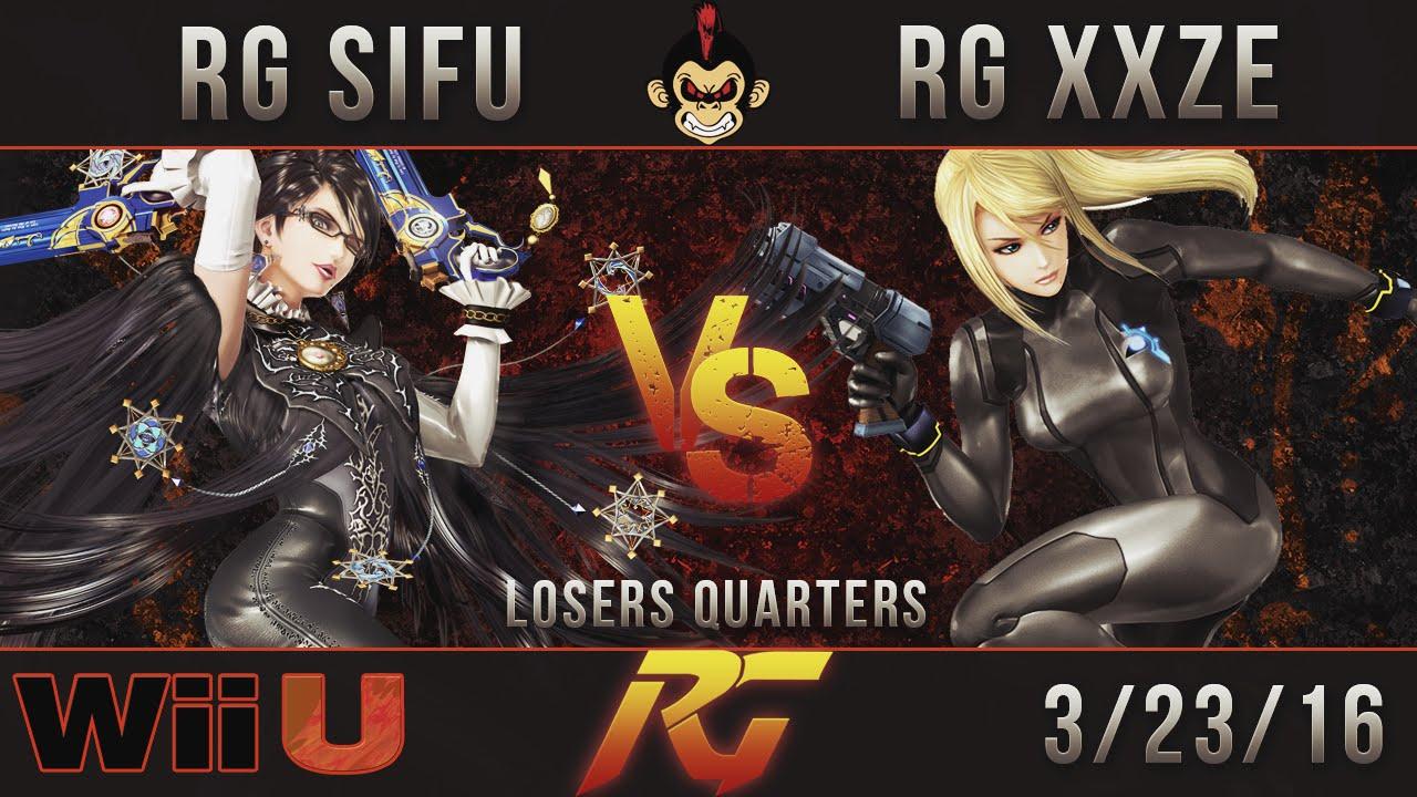Download RG Sm4sh Weeklies: RG   Sifu Vs. RG   XXZE