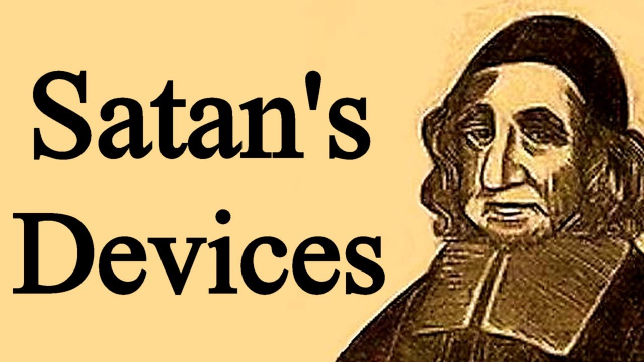 Puritan Thomas Brooks on Satan's Devices - Michael Phillips Sermon