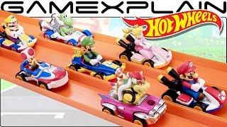 Mario Kart Hot Wheels are (Finally!) on the Way!