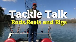 Catfishing Rod and Reels: Affordable and Proven Trophy Catfishing Gear