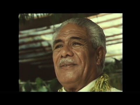 The Late King of Samoa was Recognized as a Baha'i Though out the World.