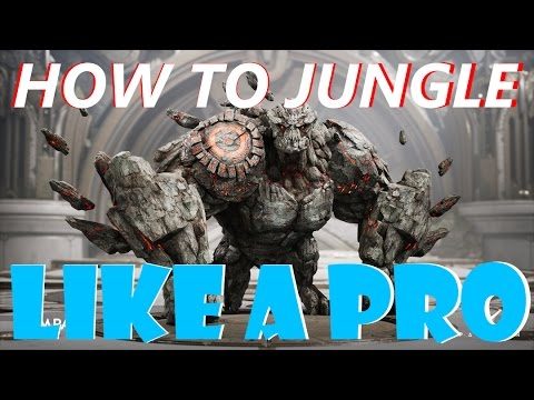 Paragon Monolith Tips - How To Jungle Like a Pro and Jungle Domination