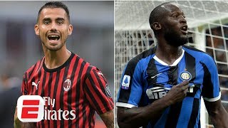 AC Milan vs. Inter Milan: Is it Inter's derby to lose? | Serie A