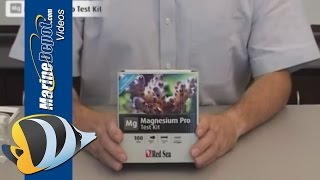 Red Sea's Magnesium Pro Test Kit