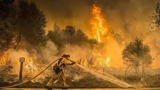 Tote und Vermisste bei Waldbränden in Kalifornien