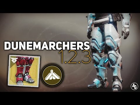 Dunemarchers BUFF Update 1.2.3 | Destiny 2 Exotic Titan Boots thumbnail