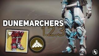 Dunemarchers BUFF Update 1.2.3 | Destiny 2 Exotic Titan Boots
