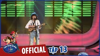vietnam idol kids 2017 - tap 13 - thien khoi - count on me