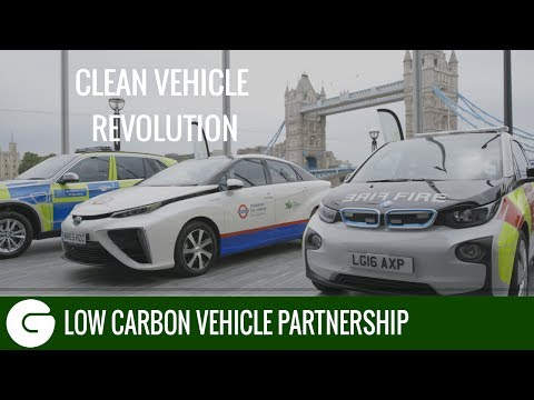 LowCVP | Clean Vehicle Revolution