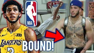 LiAngelo Ball is NBA Bound!! Future Laker PROVES Why He is a First Round Pick!