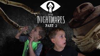 PBT Fidget Spinners! Little Nightmares Part 2 Twin Toys Kids Jumpscare