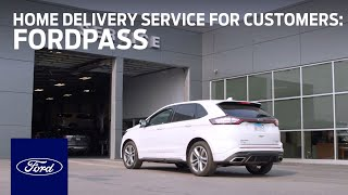 homepage tile video photo for Ford Expands Home Delivery Service for Customers   Ford