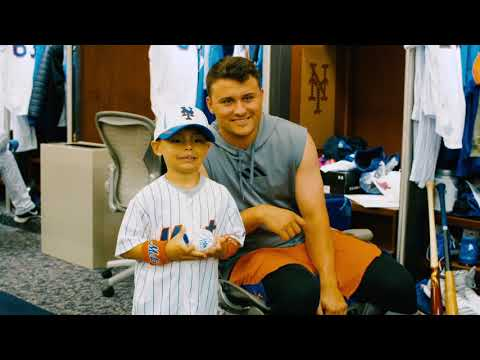 AMAZIN' (VIDEO): Lodi Boy, 6, With Blood Disorder Meets Mets, Gets Foul Ball At Game