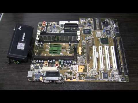 Asus P2B-S - Intel 440BX based Pentium 2 motherboard