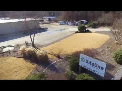 SiteOne Landscape Supply by Drone