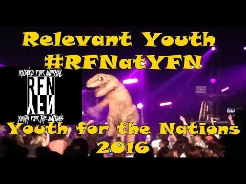Relevant Youth @RFNatYFN 2016 - Ruined for Normal (Chris Estrada, Jabin Chavez, DJ Dino, DJ Vow)
