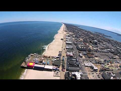 Seaside Heights Boardwalk ☆ April 26, 2015