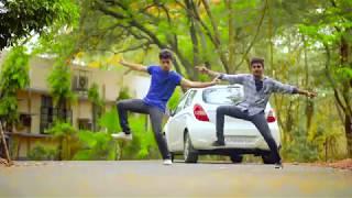 Allu arjun || Parugu || chal chal chalo || dance cover || bharathkanth
