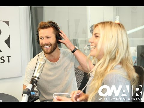 Ryan s Off Best Wingman Moves When Glen Powell Visits   On Air with Ryan Seacrest