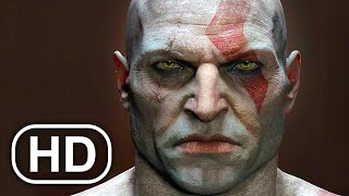 GOD OF WAR Full Movie (2021) Kratos Complete Saga Cinematic 4K ULTRA HD Action