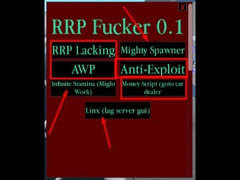 Roblox Realistic Roleplay 2 Script Gui Had Every Thing You Need
