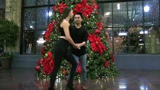 Merry Christmas & Happy Holidays from DF Dance Studio!