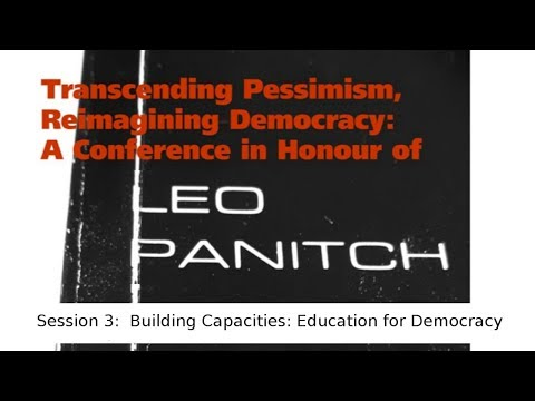Building Capacities: Education for Democracy [1/5]