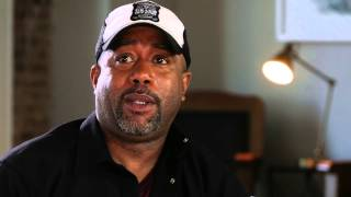 Darius Rucker - Growing Up in the South - 'Southern Style'