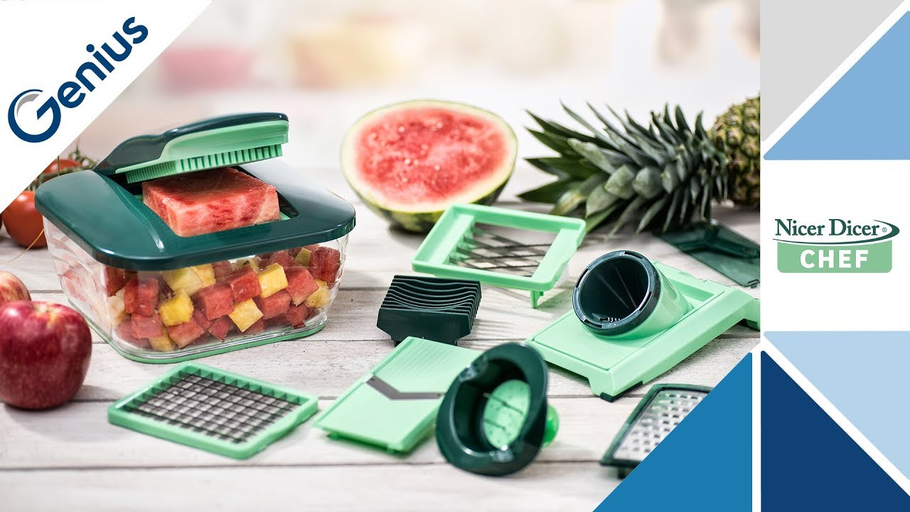 nicer dicer chef deluxe