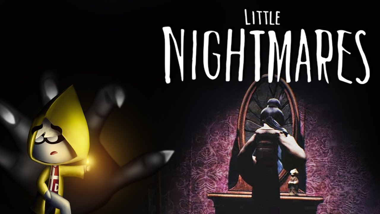 Mirror Mirror On The Wall mirror, mirror on the wall… (finale) | little nightmares #8