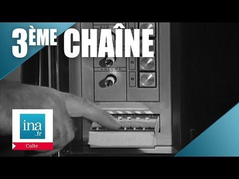 Comment régler votre téléviseurs pour capter la 3ème chaîne de l'ORTF ? | Archive INA