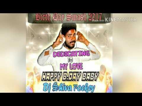 Chitti Thalli na Chinni Thalli 2017 (Dholak & Lambadi Style mix )-Dj Shiva Rockey