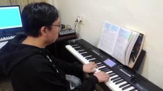 《蝴蝶結》- 沈昌懋鋼琴演奏版 相信音樂教室