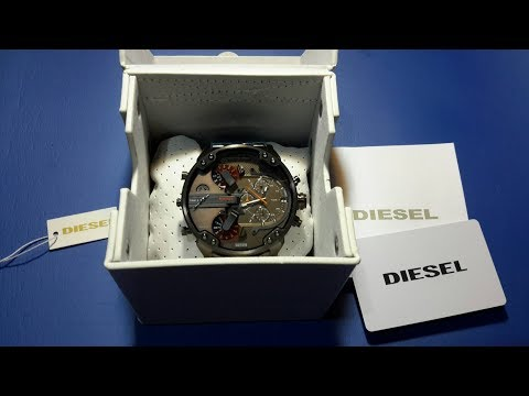 UNBOXING  DIESEL  DZ7315  WATCH