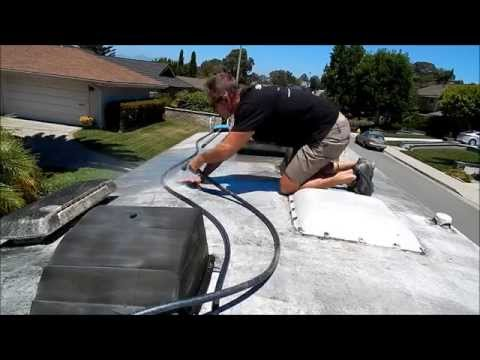 Auto Detailing Tips: RV roof cleaning